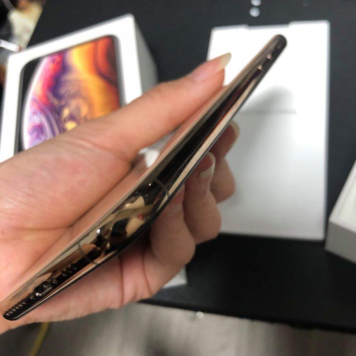 아이폰xs 256기가 골드 풀박스