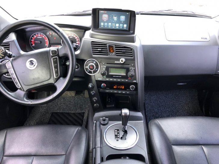 코란도스포츠CX7 4WD 패션